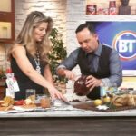 Char and TV host Frankie Ferragine on Breakfast TV Toronto
